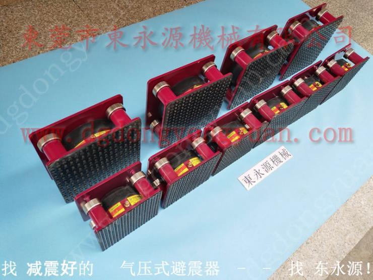機床減震氣墊裝置,廣州樓上機器 防震動聲學減震器