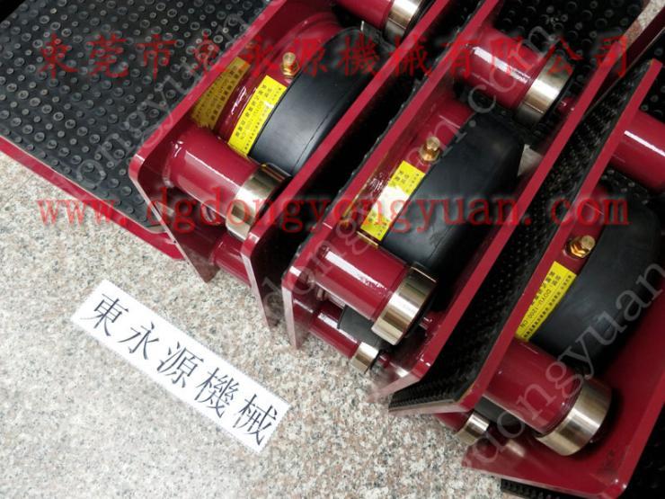 气压式防震脚 铝制品冲边机减震器 找 东永源