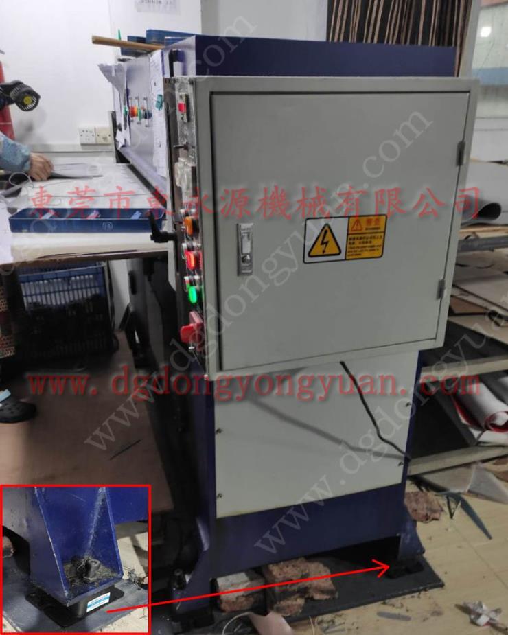 膜切机减振器,楼板机器减震隔音垫 找东永源