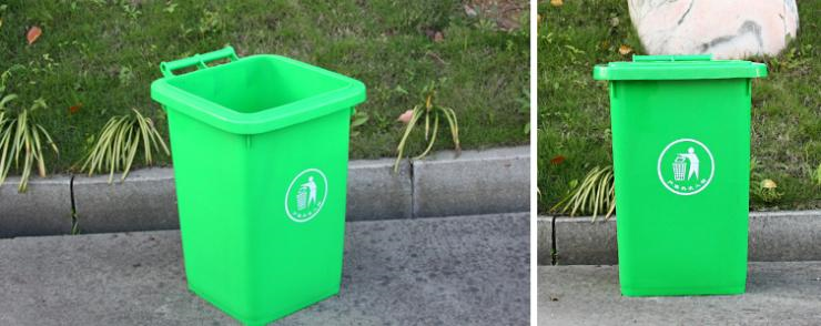 30升城镇分类垃圾桶