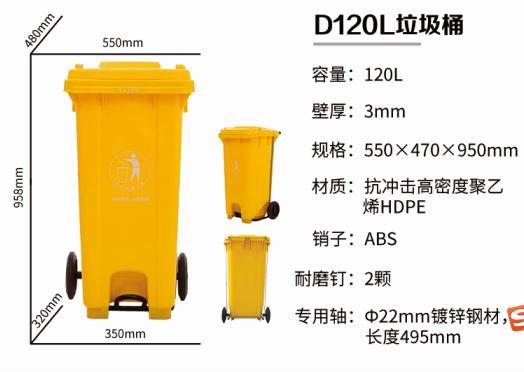 鶴崗高速公路服務區垃圾分類現貨