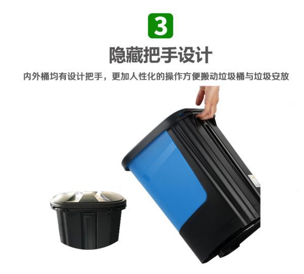 余庆县塑料垃圾桶现货