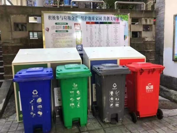 防城港塑料垃圾桶50升生产厂家厂家