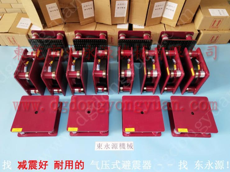 9樓設備減震墊,液壓擺式剪板機減震墊