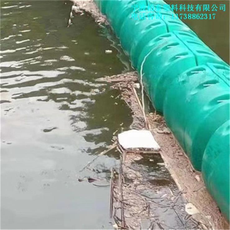 隔离水面污物浮筒X质效率高