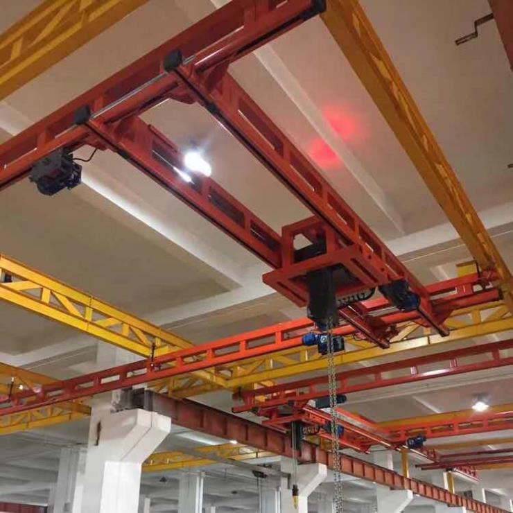 16噸跨度22.5米歐式起重機√河南礦山集團考察聯系