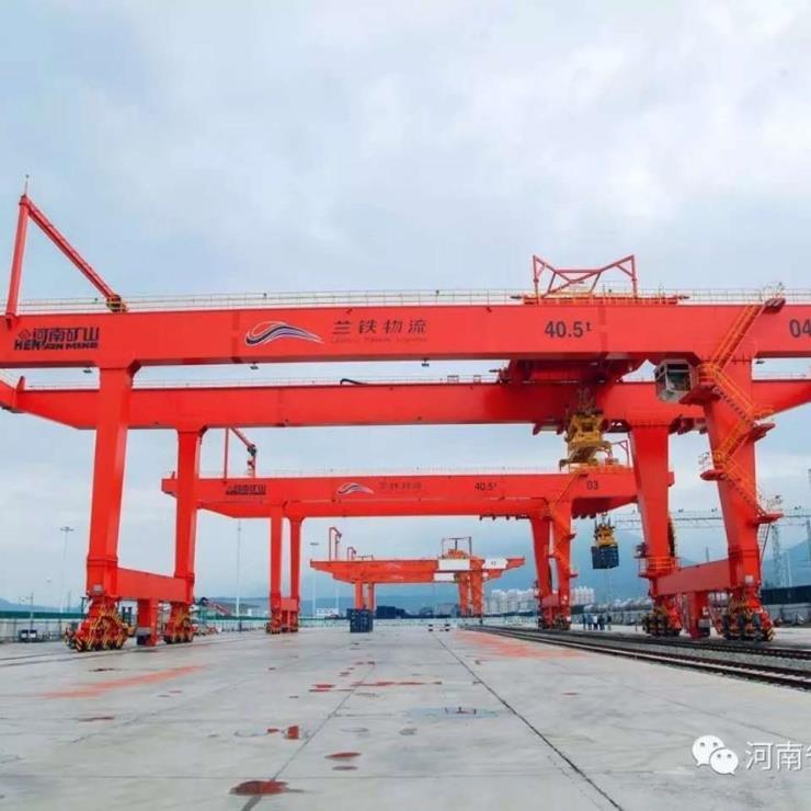 2.8噸跨度19.5米門式起重機√洮南市價格