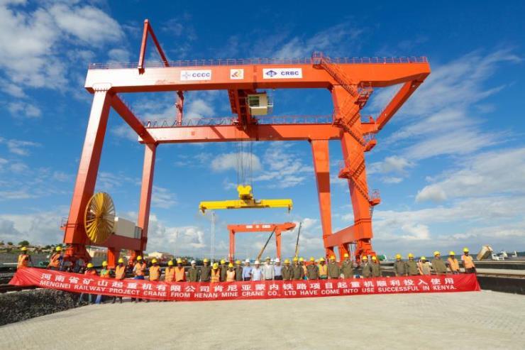 2.8吨跨度22.5米双梁龙门吊√屏山县多少钱