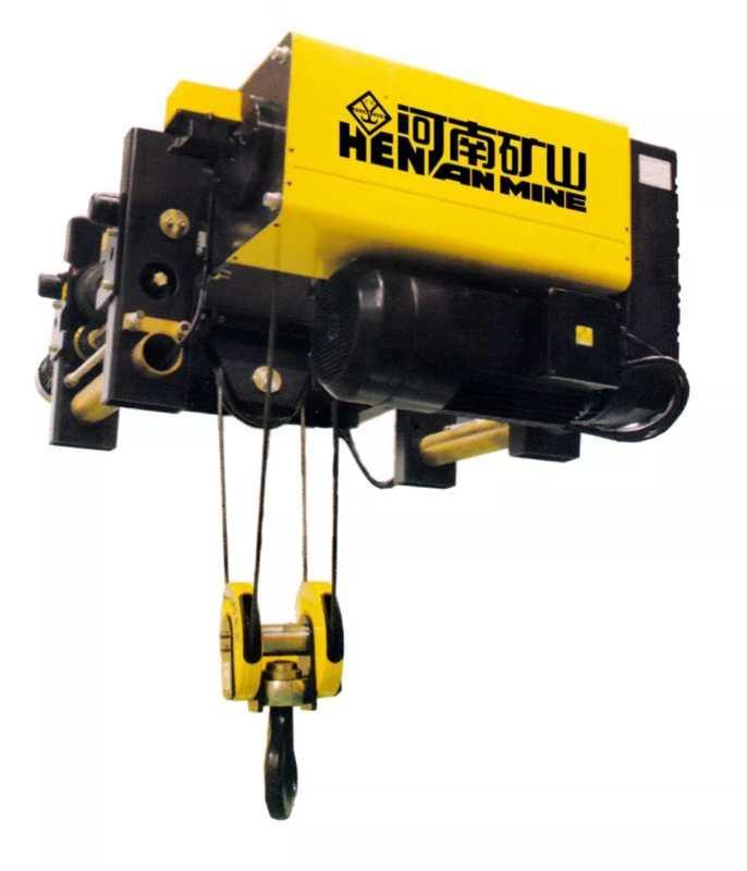 2.8吨跨度22.5米电动悬挂过轨起重机√洮南市价格