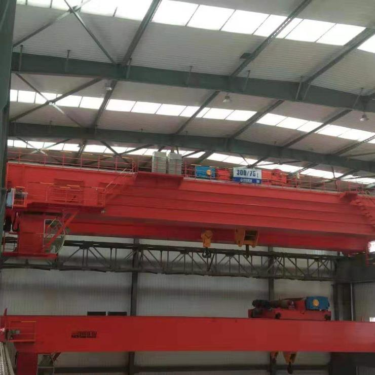 2.8吨2.9吨跨度19.5米电动葫芦桥式起重机√北