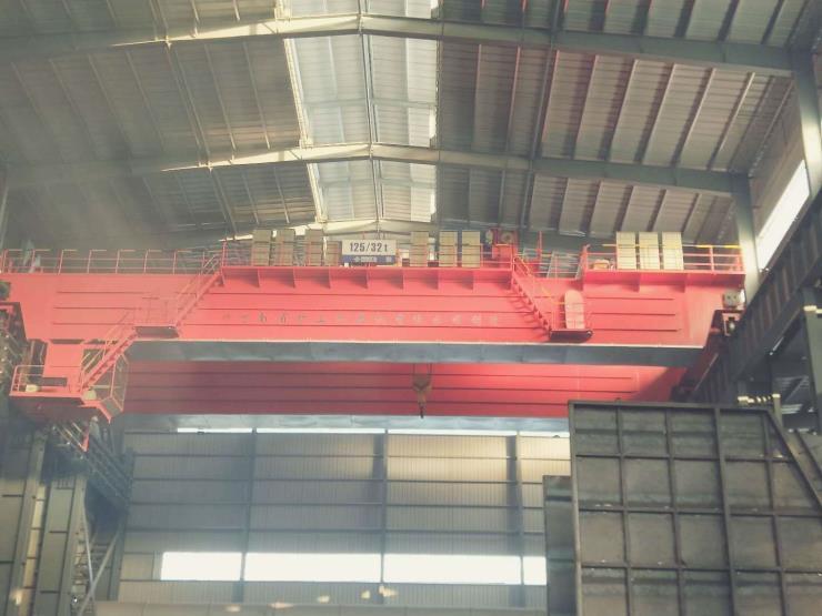 河南矿山新闻:梁场用1800吨吊钩式起重机公司