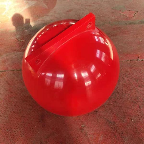 带耳式海里养殖塑料浮球厂家批发