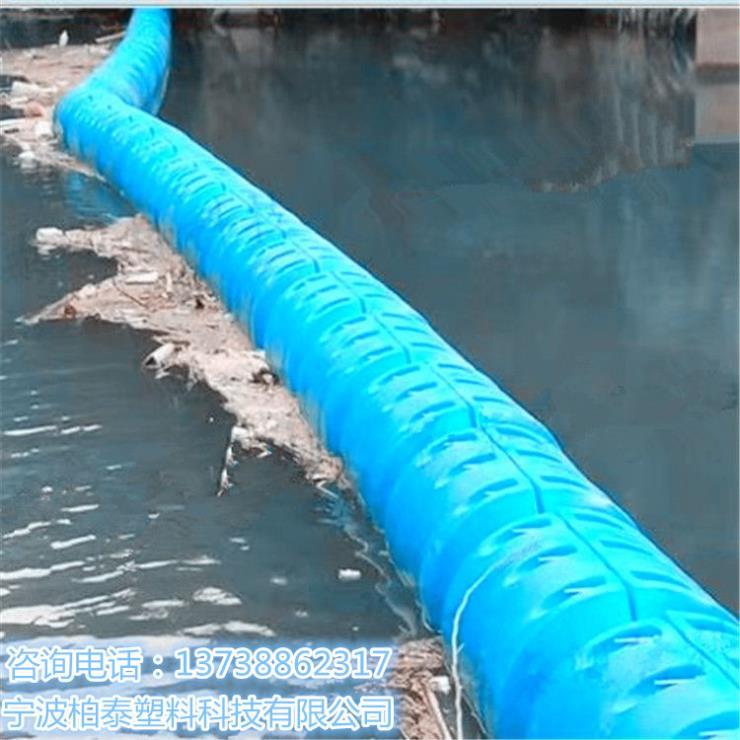 隔离水面污物浮筒优质效率高