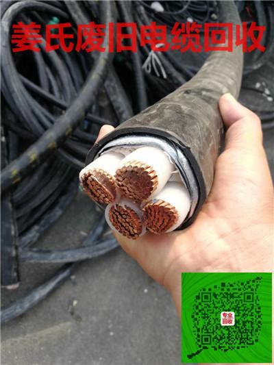 南宁架空线回收南宁电缆回收一览表