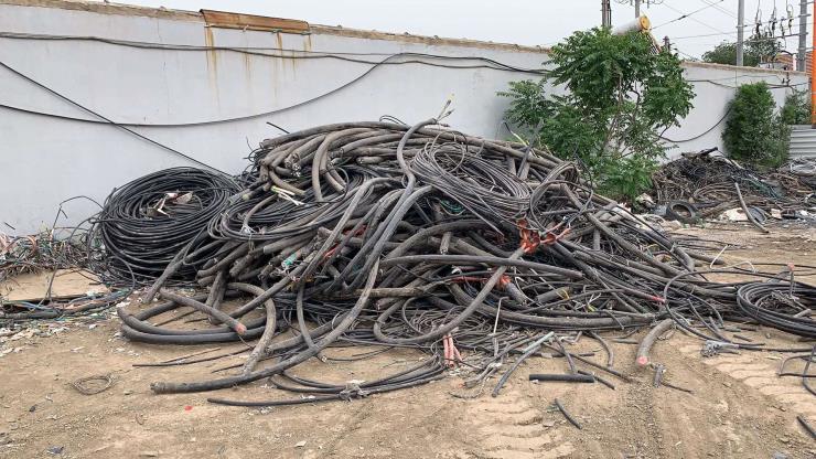 厂家 普洱市电线电缆回收公司 电线电缆回收公司在哪