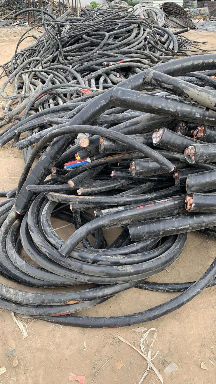 标准 武威市400电缆回收公司 400电缆回收欢迎您
