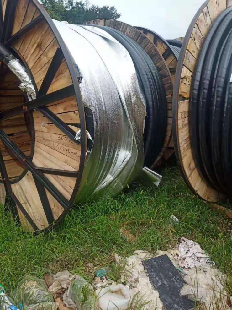 厂家 唐山市架空铝线回收公司 架空铝线回收多少钱一斤