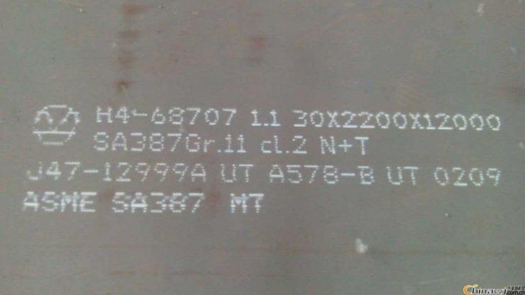 新聞:亳州Q245R容器板  承諾守信