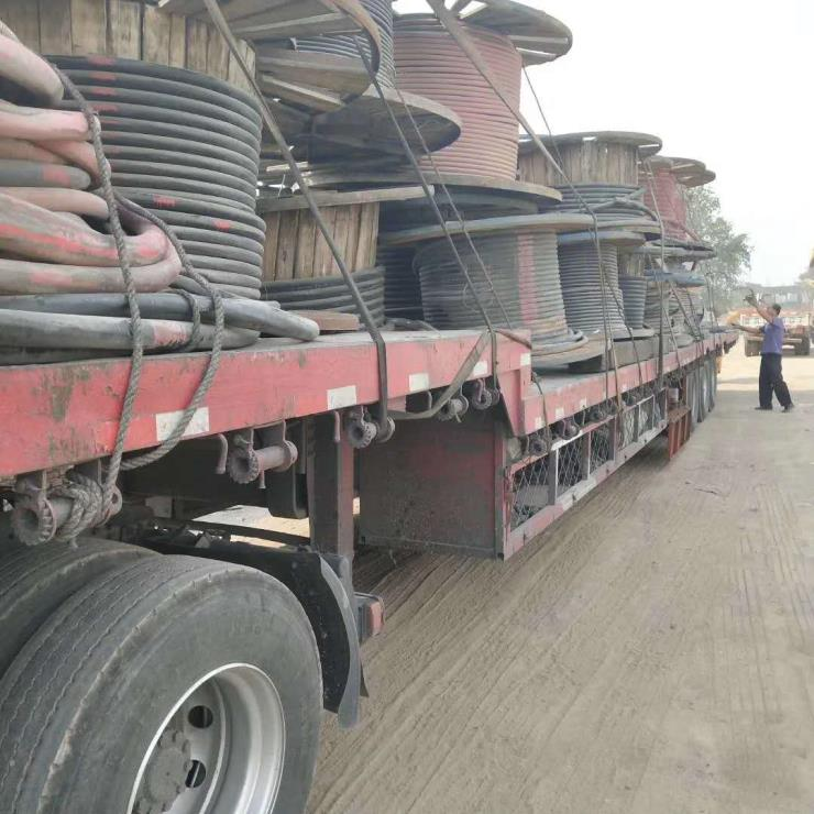 支持 襄阳市电线电缆回收公司 电线电缆回收公司在哪