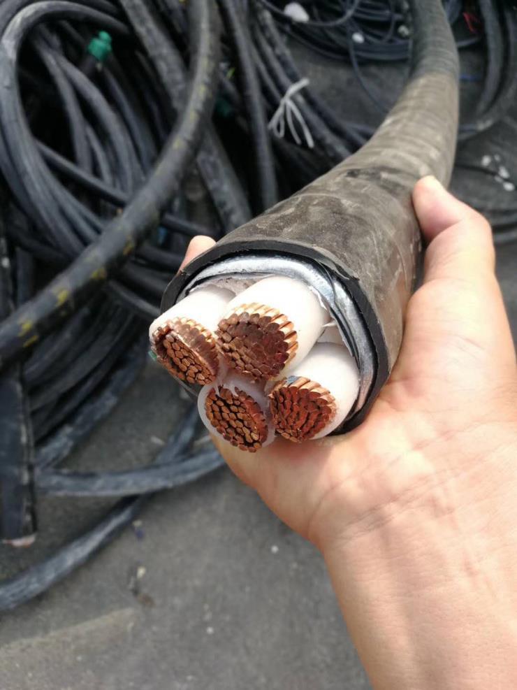 標準 杭州市廢線纜回收公司 廢線纜回收廠家報價
