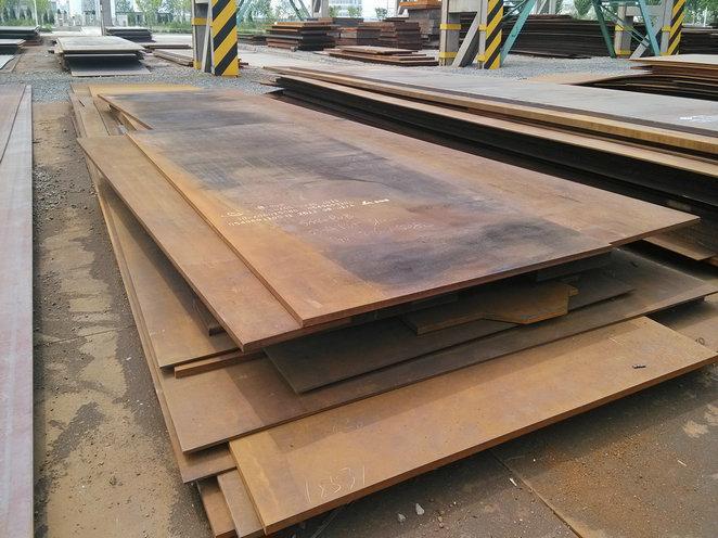 新闻:乌海Q550D合金板厂
