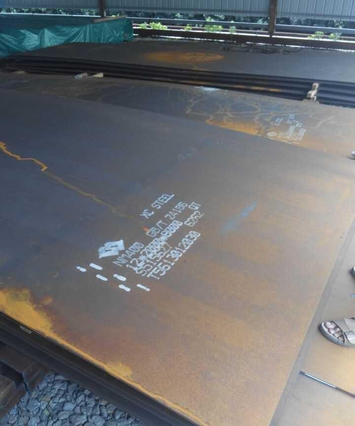 新聞:隴南NM360耐磨板質量好