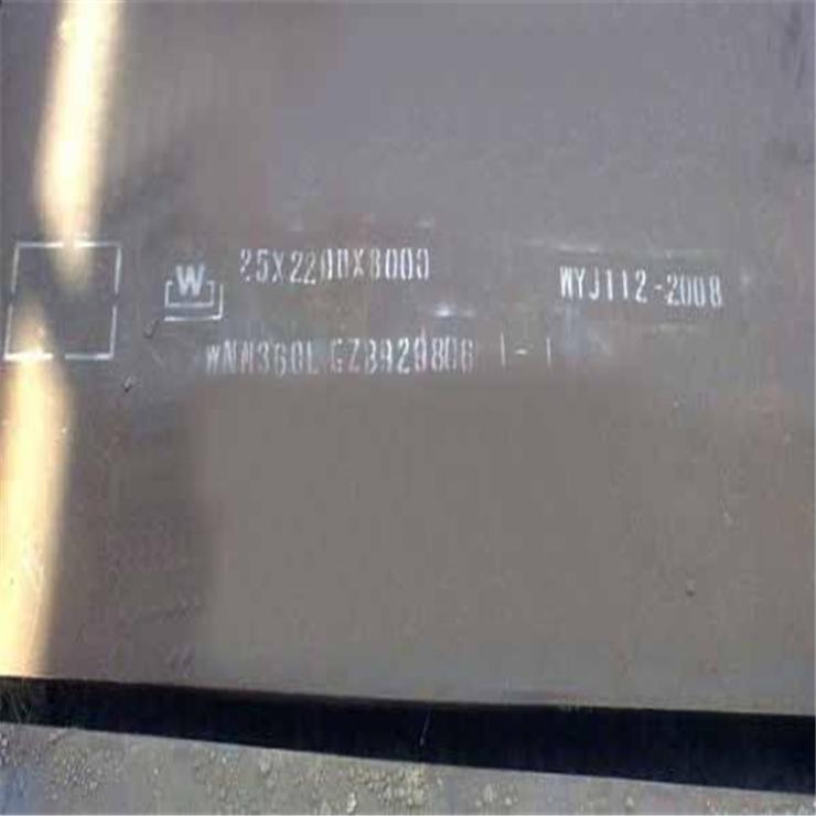 新闻:沈阳Q460E合金板组图