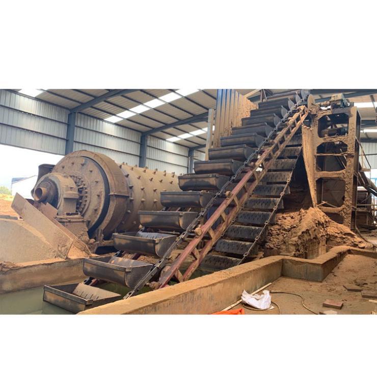 呼伦贝尔大型轮式球磨制砂设备