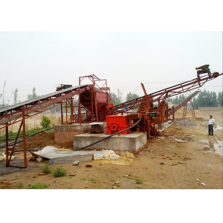 西安大型挖斗风化砂设备
