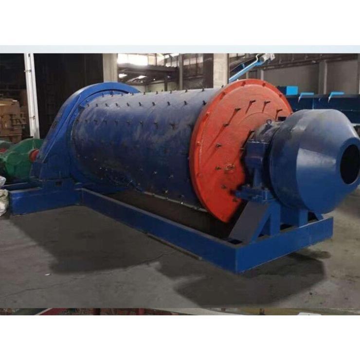 六盘水小型轮式球磨制沙机械