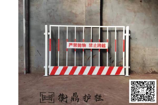 威海1.2*2基坑护栏临边防护栏多少钱一米