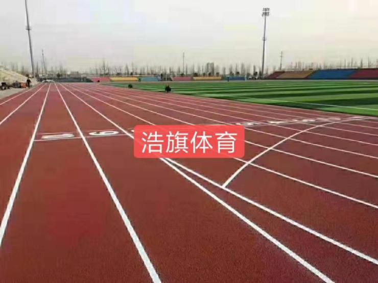 冬季塑胶跑道材料厂家新研制