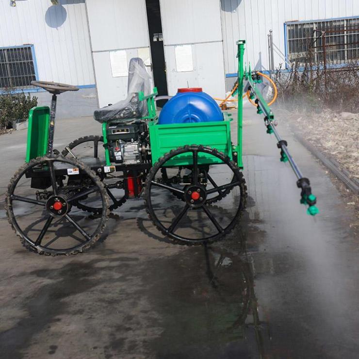 黑龙江四轮喷杆打药车销售厂家