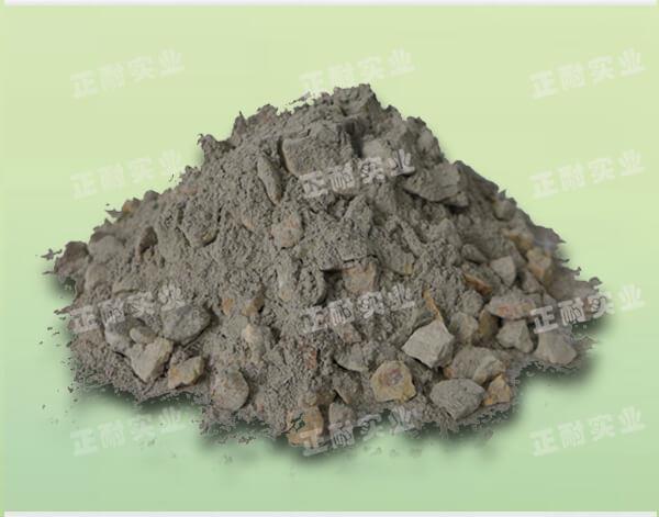 水泥窑用刚玉莫来石浇注料