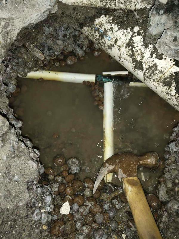 广州埋地水管漏水检测,无损地面漏水检测