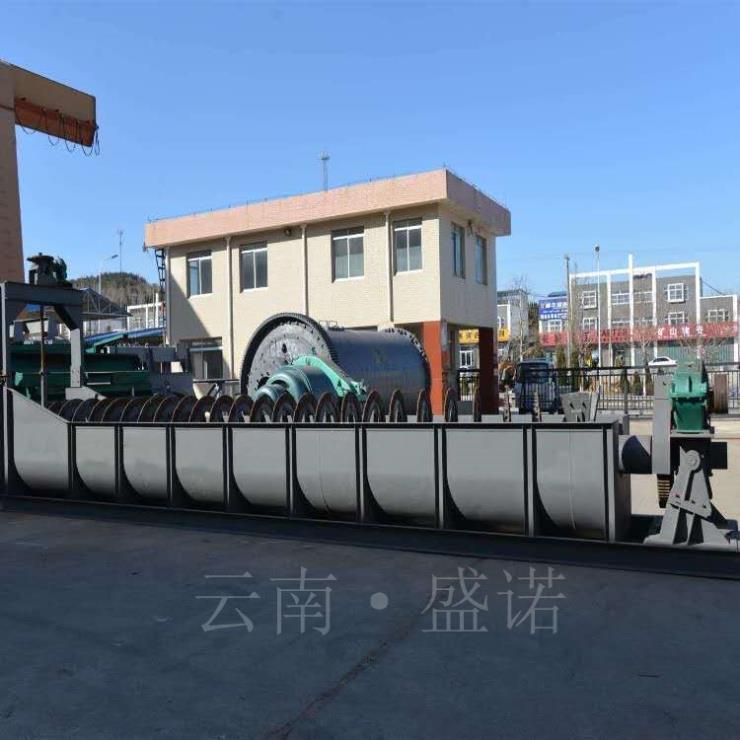 廠家供應多種型號礦山洗礦機螺旋洗砂機 砂石洗砂機