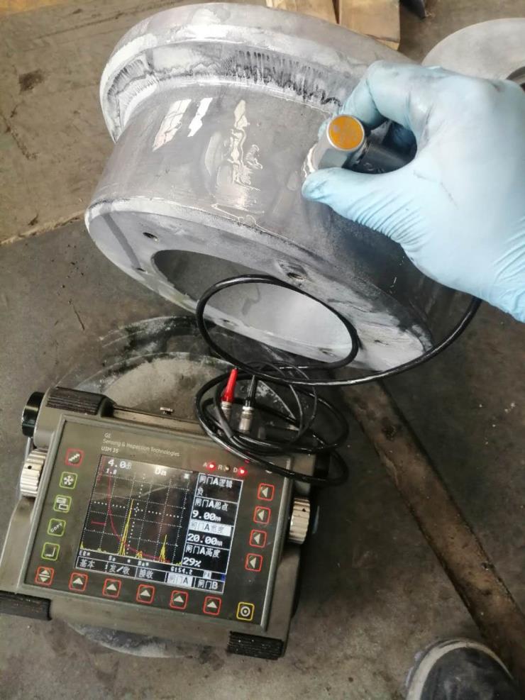 昆山锻件超声波探伤第---苏州至信检测中心