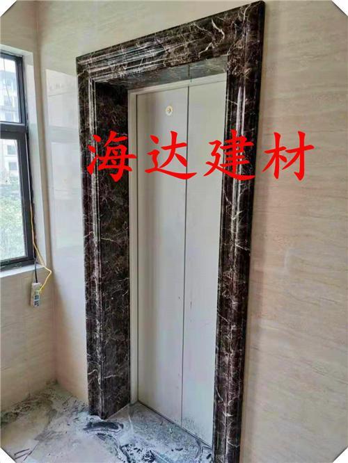 石塑線條電梯套