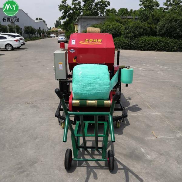 梨树县青贮打捆机价格生产厂家