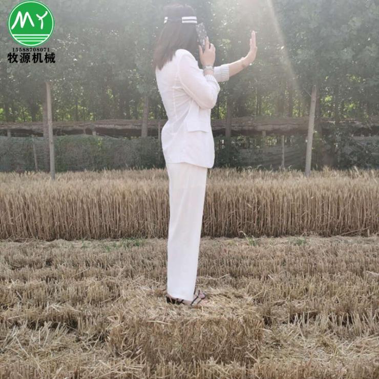 绥中县稻草秸秆捡拾打捆机厂家