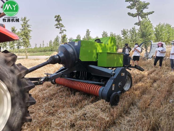 郊区车载玉米秸秆打捆机哪里有卖的