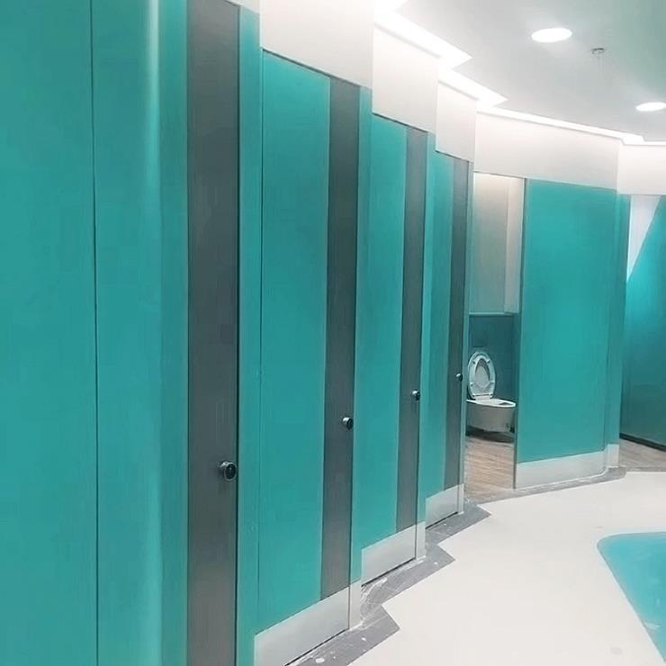 金属铝蜂窝厕所隔断 不锈钢板公共卫生间隔断挡板