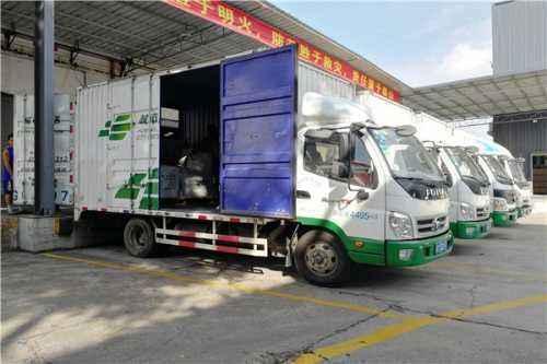 物流资讯:乐从到宁波江北区回程车拼车