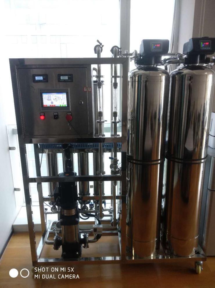 温州达旺电镀工业纯水设备,自来水过滤设备