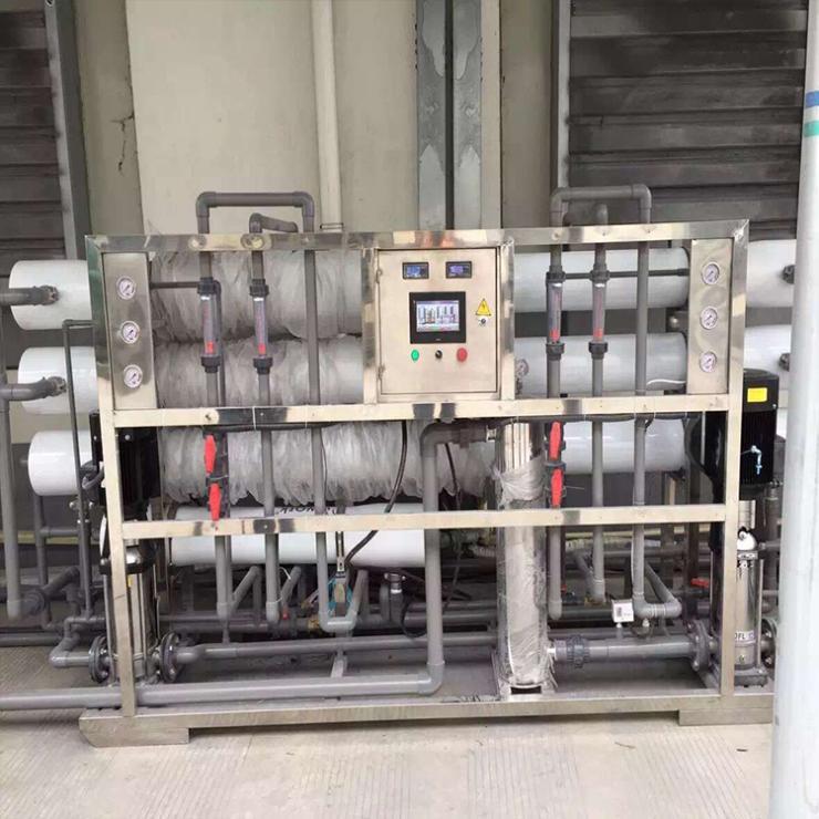 工业纯水设备,达旺反渗透纯净水设备,软化水设备