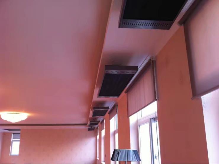 山西电热幕高温辐射式供暖,安装维修