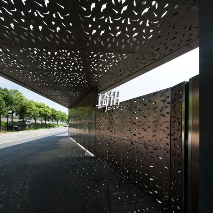 铝板铝方通型材铝方通铝方通铝板定制