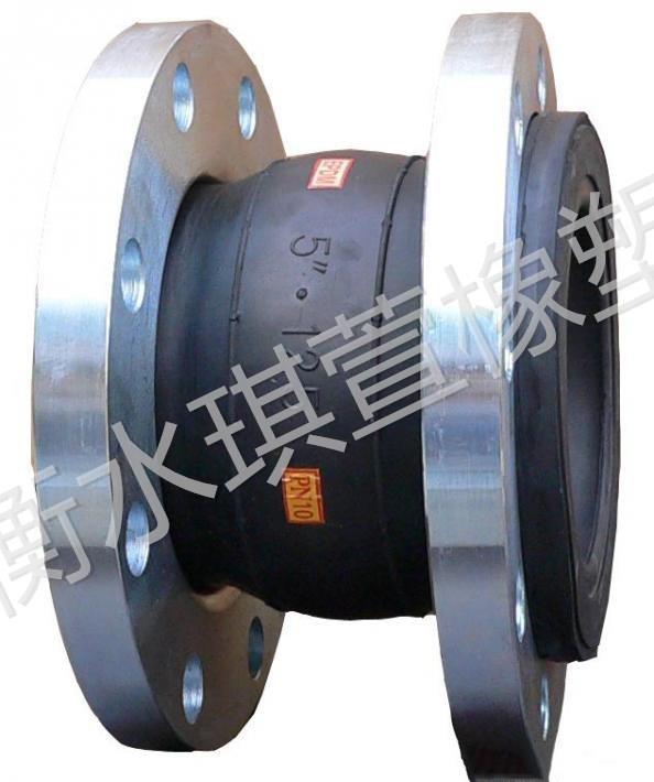 厂家现货国标橡胶接头双球体橡胶软接头耐腐蚀耐油软连接