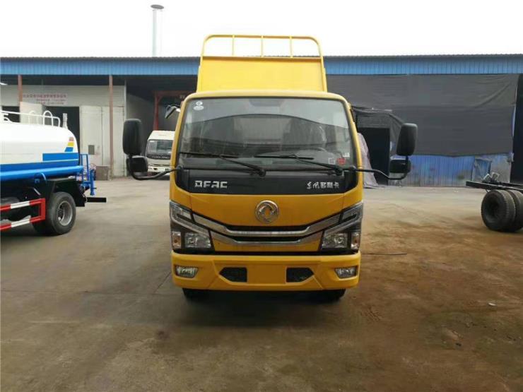 供应云南昆明山区专用140马力东风国六公路抢修车