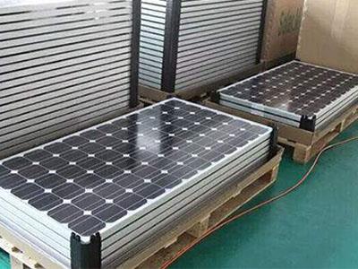 北京太阳能回收 北京光伏回收 北京太阳能光伏电池板回收